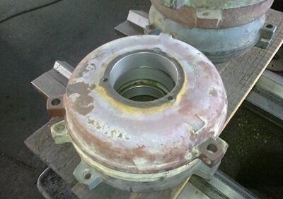 Metalizacija poklopaca elektromotora