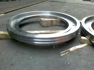 Metalizacija prstena HVOF