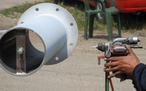 Metalizacija cink - zaštita od korozije