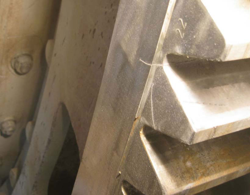 Navarivanje zupčanika u cementarama