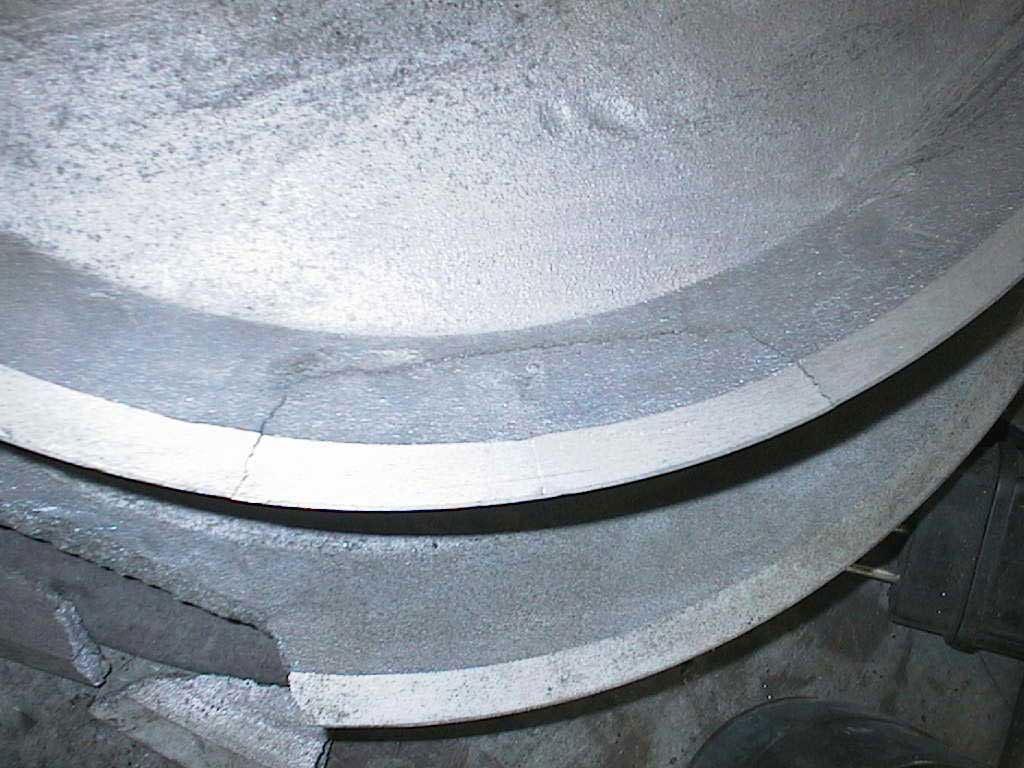 Zavarivanje aluminijuma - remenica