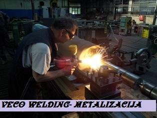 Metalizacija 1 veco welding