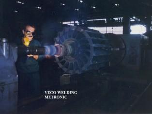 Metalizacija rotor 1