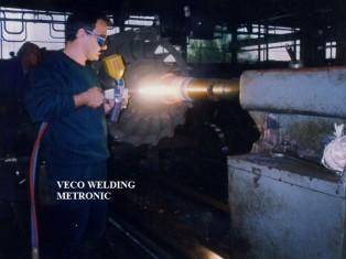 Metalizacija rotor 2